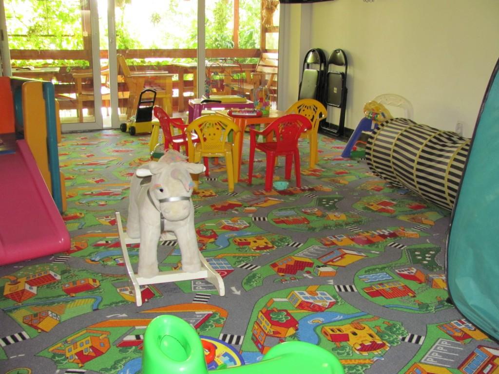 Vila Rocco Eforie Nord loc de joaca interior 1-4 ani