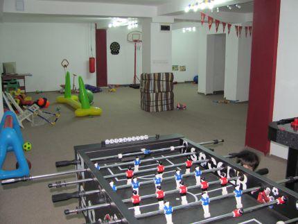 Vila Rocco Eforie Nord loc de joaca interior 5-12 ani